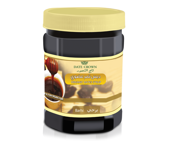 ORGANIC DATES SYRUP BOTTLE 500g