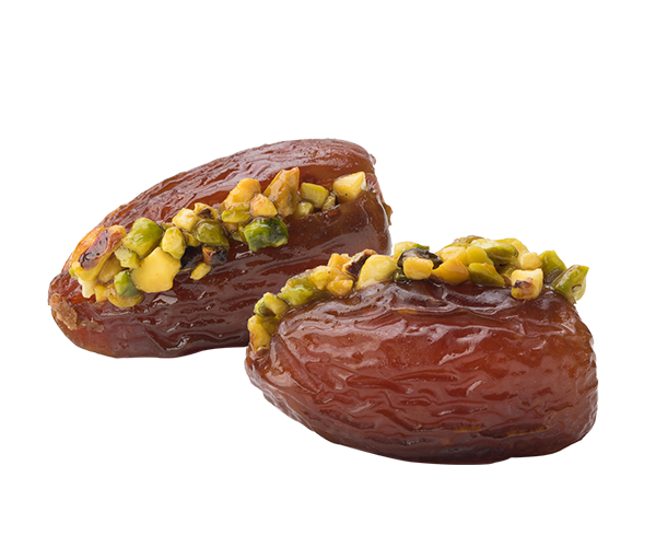 Medjool Dates Filled with Pistachios